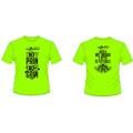 Motivacijska moška majica Active Dry - kiwi